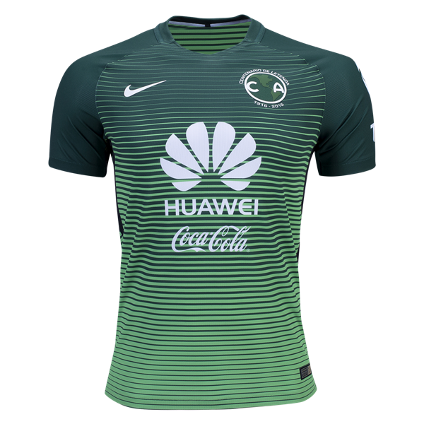 Nike Club America Authentic Third Jersey 2017