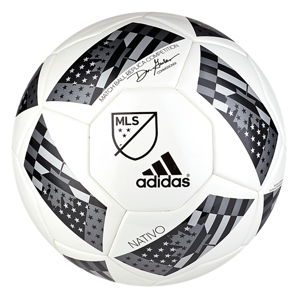 adidas MLS Nativo 2016 NFHS Competition Ball